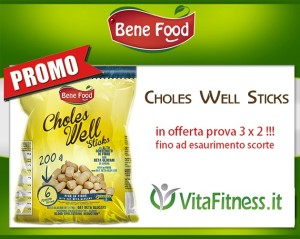 Benefood Promo CholesWell