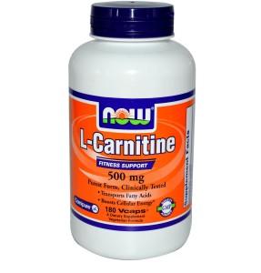 Now carnitina