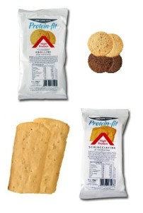 Protein Fit Frollini Crackers